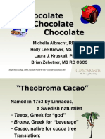 Chocolate Chocolate Chocolate HB