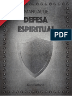 Manual de Defesa Espiritual - Alan Barbieri