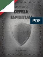 Manual de Defesa Espiritual - Alan Barbieri