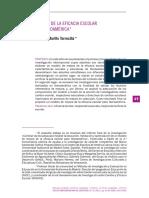 Mejora de La Eficacia Escolar en Iberoamerica