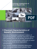 Functional Morphology and Adaptations of Marine Mammals