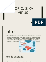 topic  zika virus
