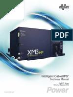 Alpha Inteligent Cable UPS Xm3