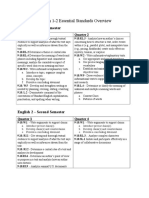 overview english 1-2 essential standards  1