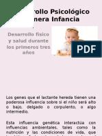Desarrollo Fisico en La Infancia