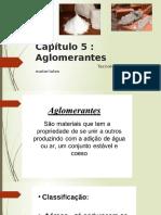 TMCapítulo 5 Aglomerantes 2015 II