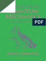 Griffiths D.J. Introduction to Quantum Mechanics (2ed., Pearson PH, 2005)