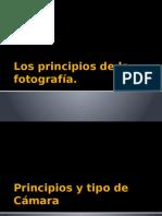 Los Principios de La Fotografía