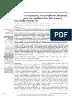 Perbandingan hipotermia dan normothermia setelah cedera otak traumatik parah pada anak-anak l.pdf
