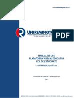 Manual de Plataforma Estudiante-Ver 2016