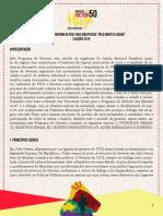 PROGRAMA DE GOVERNO - PSOL 2016 - PELO DIREITO A CIDADE