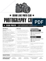 Photography Contest
