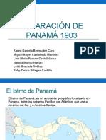 SEPARACIÓN DE PANAMÁ 1903.pptx