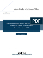 Informe 2010 Inflacion Cam Dip