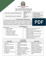 Planificación de Unidad de Aprendizaje 4to de Secundaria.