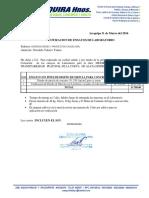 Cotizacion Diseño de Mezc. Energia Redes y Proyectos Civiles Eirl