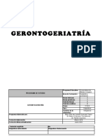 Geron to Geri Atria