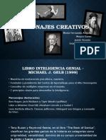 Personajes Creativos