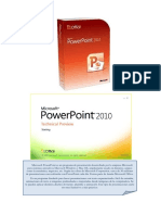 PowerPoint 2010 (Manual)