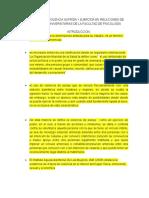 Nivel de Violencia Sufrida y Ejercida en Relaciones de Pareja Universitarias de La Facultad de Psicología