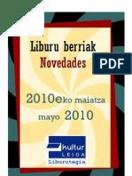 2010ko maiatza - Mayo 2010