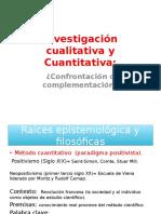 Diferencias Metodo Cuanti y Cualitativo por Miguel Garcés