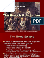 the french revolution powerpoint