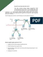Cara Konfigurasi Dasar Vlan Pada Router Cisco