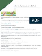 DESARROLLO psicomotor en el preescolar.docx