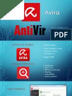 Avira Presentation