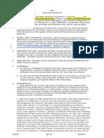 MI Sub Dealer Agreement 2.5 1