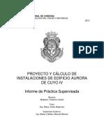 Proy y Calculo Edificio Argent
