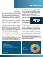 APM Terminals Fact Sheet