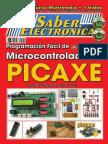 Club Saber Electrónica Nro. 79. Programación Fácil de Microcontroladores PICAXE