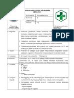 20_SOP PENGARAHAN KEPADA PELAKSANA.doc