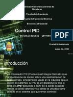 Control PID Conferencia Extra Para Electronica Industrial