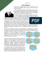 Breve Biografia de Alfred Wegener