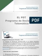 PDT PERU