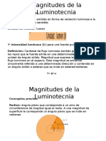 Calculo de Metodo Por Lumenes