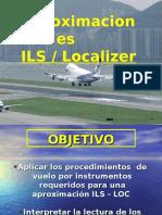 Aproximaciones ILS