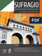 Sufragio. Revista Especializada en Derecho Electoral. Número 2