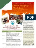 sem ed workshop 2015
