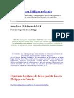 Profeta Kacou Philippe refutado.docx