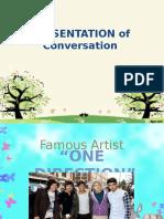 Conversation Presentation