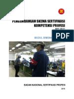 01. Modul Memetakan Dan Mengembangkan Skema Sertifikasi Kompetensi Profesi Verified Corrected1