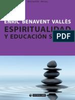 Espiritualidad y Educacion Soci - Enric Benavent Valles