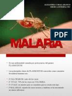 Malaria Pediatria