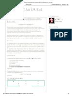 El Bloc de Darkartist_ Autómata Finito Determinista en Java