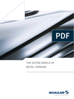 Metal Forming Overview