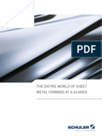 Entire World Sheet Metal Forming at Glance